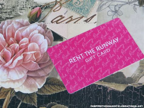 Rent The Runway Gift Card - the haute holiday fashion and makeup giveaway