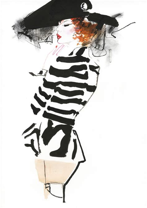 fashion illustration david downton david downton uk