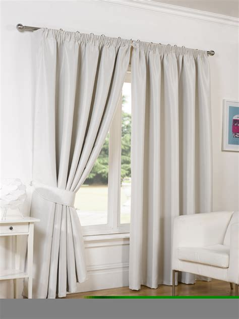 luxury drapes ready made luxury faux silk blackout curtains ready made pencil pleat