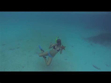 catamaran cayo icacos icacos island snorkel adventure youtube