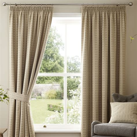 marlowe curtains marlowe natural curtains by curtina pencil pleat