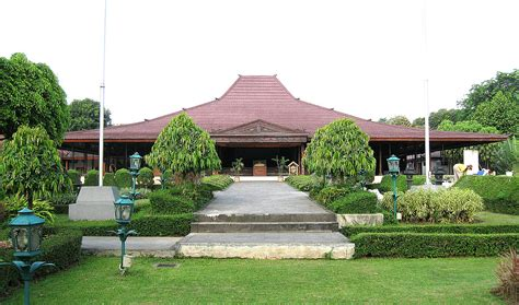 layout taman mini indonesia indah javanese traditional house wikipedia