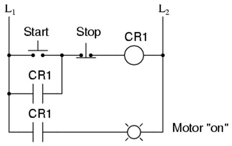 2 Push Button Start Stop Diagram Wedocable Lessons In Electric Circuits Volume Iv Digital Chapter 10