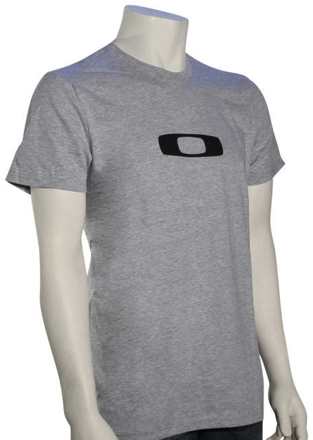 oakley square me t shirt heather grey free uk delivery oakley square me t shirt heather grey black for sale