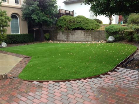 artificial grass garden home whitford oregon lawn and