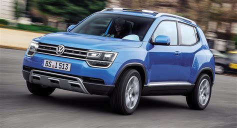Volkswagen New Suv 2020 by Vw Up Suv Could Launch In 2020 As T Track