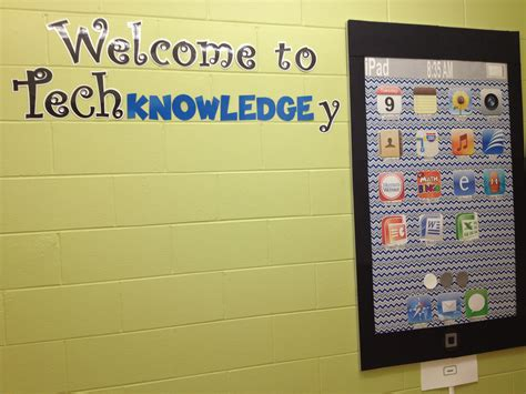 Ict For Senior High School Grade X bulletin board outside my computer lab teaching computer lab bulletin board