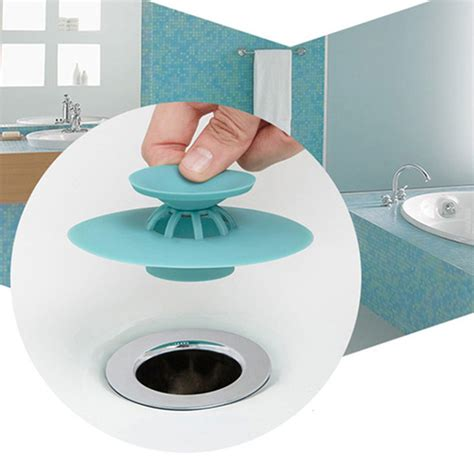 Drain Stoppers For Sinks by 1pc Potable Drain Stop Kitchen Sink Stopper Drain Hair