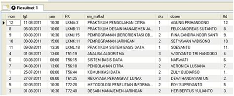 bagaimana cara membuat database dengan mysql xp cara membuat database di mysql dengan cepat dan mudah