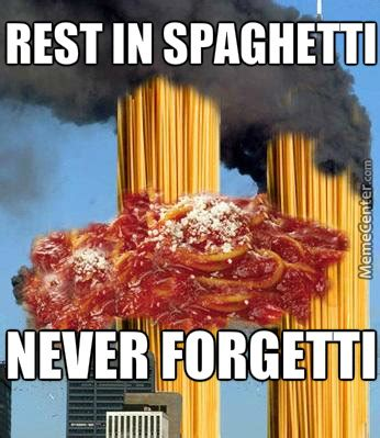 Spaghetti Meme - rest in spaghetti by cm0nsters meme center