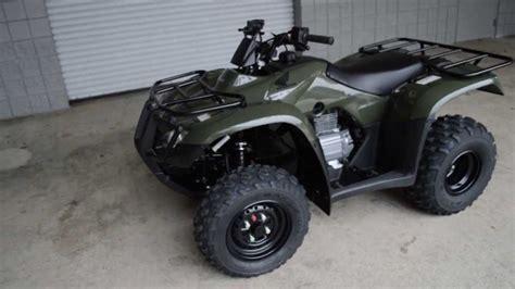 honda new four wheeler 2014 trx250te recon es sale honda of chattanooga tn four