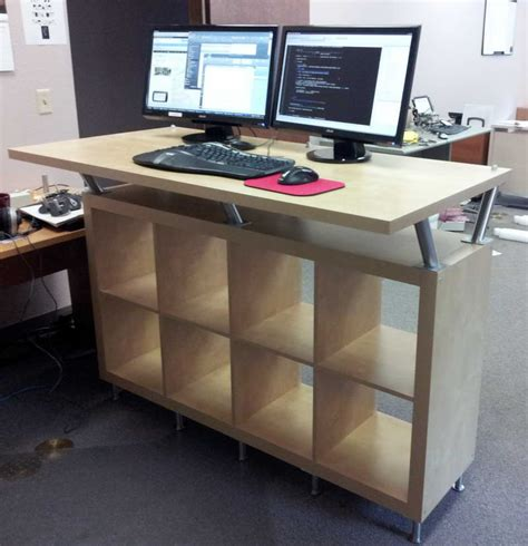 Ikea Stand Up Desk Office Bitdigest Design The Stand Up Office Desk Ikea