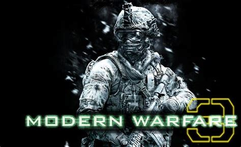 Call Of Duty Mw 3 wallpaper mw3 wallpaper