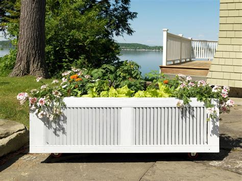 Shutter Planter by 8 Upcycled Shipping Pallet Ideas For Your Outdoor Space