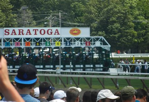 Saratoga County Records Historic Racing Season Results In Record Tourism Numbers