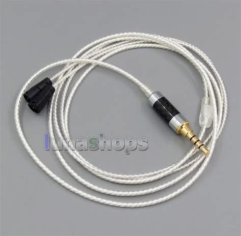 Barang Original 8 Braid Silver Plated Diy Cable Replacement 1 25 Mete popular hifiman hm901 buy cheap hifiman hm901 lots from china hifiman hm901 suppliers on