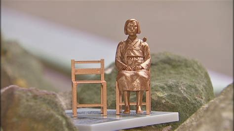 comfort women monument 18c case launched over sydney comfort women memorial