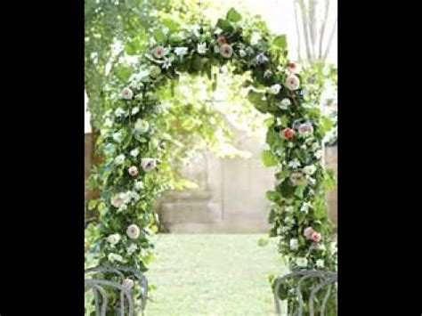 Wedding Arbor Decor by Creative Wedding Arbor Decor Ideas