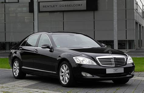 Mercedes Wi by Mercedes S Class W221