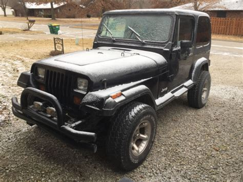 Jeep Cer Conversion 1990 Jeep Wrangler Yj Ford 5 0 Conversion