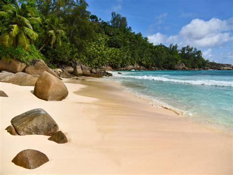 """Beach """"Anse Intendance""""   Mahé (Seychelles)"""