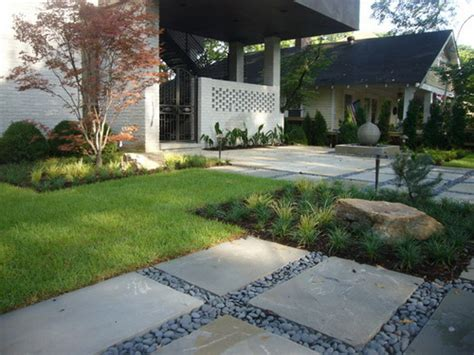 Contemporary Backyard Landscaping Ideas Front Yard Landscaping Ideas Convert Bland Garden Into Landscaping Home Decor Help