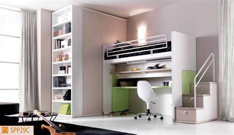 letto con scrivania estraibile cameretta letto a scorrevole con scrivania estraibile