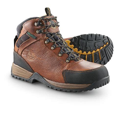 s boot 174 waterproof riverside steel toe mid