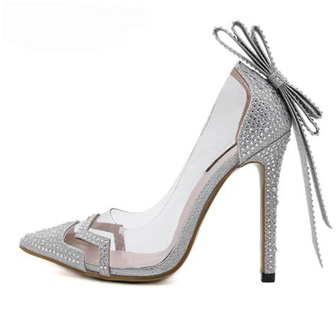 Clear Wedding Shoes by Buy Wholesale Clear Wedding Shoes From China Clear
