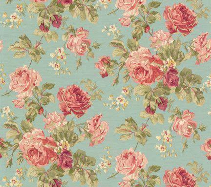 English Rose Pattern Wallpaper | lovely rose patterned wallpaper lovely fabrics