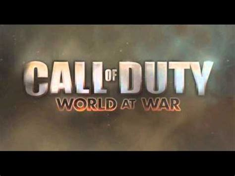 theme music world at war call of duty world at war russian theme song download