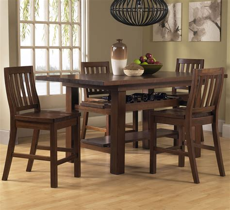 Dining Table And Chairs Designs Contemporary Dining Room With Wooden Walnut Dining Table Set Storage Attachment