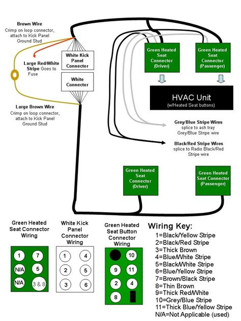 power seat wiring diagram power free engine image for