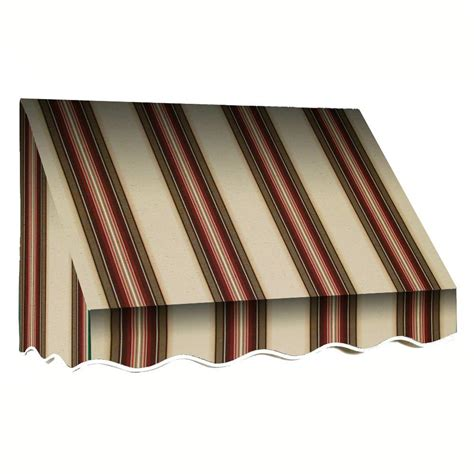 awnings san francisco beauty mark awntech s 4 ft bahama metal shutter awnings 56 in w x 24 in h x 36 in