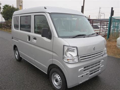 suzuki every van japanese used suzuki every van pc high roof pc high roof