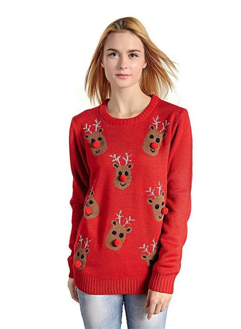 187 Best Images About Cute Christmas Sweaters For Women On