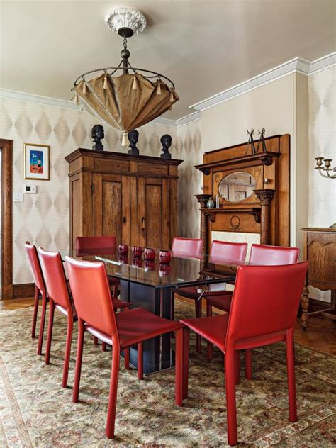 eclectic dining room chairs photo page hgtv
