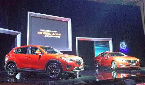 Terbaru Resmi Mazda Cx 5 Mazda6 Terbaru Resmi Hadir Di Indonesia Okezone News