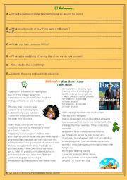 bruno mars biography worksheet english teaching worksheets bruno mars