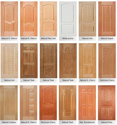 door pattern types wood veneer hdf moulded door skin price white wooden