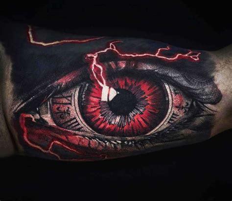 red eye tattoo eye by alexey moroz post 22315