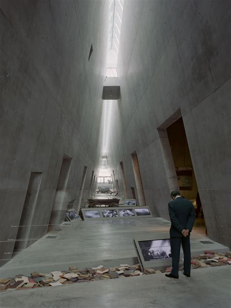 design center jerusalem yad vashem holocaust memorial museum lam partners
