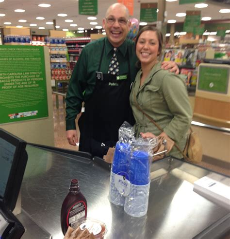 the best day of my the grand opening of the publix in south end agenda