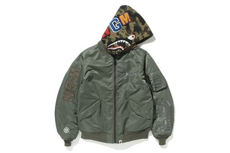 Hoodie Bape A Bathing Ape Army Camo Include Packaging 1 bape crossbreeds genres with the quot rock quot collection freshness mag