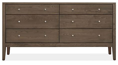 room and board calvin dresser calvin wood dressers modern dressers modern bedroom