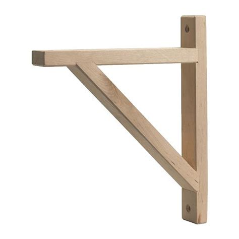 Ekby Shelf Brackets by Ekby Valter Bracket Birch 7 1 8 Quot