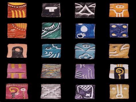 Calendario Kin Diario Concepto Los 20 Dias Mayas Concepto Tu Kin