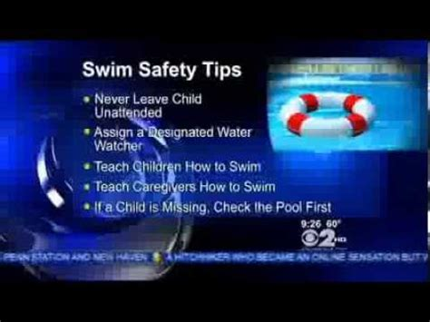 backyard pool safety some tips on swimming safety for kids backyard pool youtube