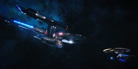 In The Enterprise trek discovery had to redesign the enterprise due to