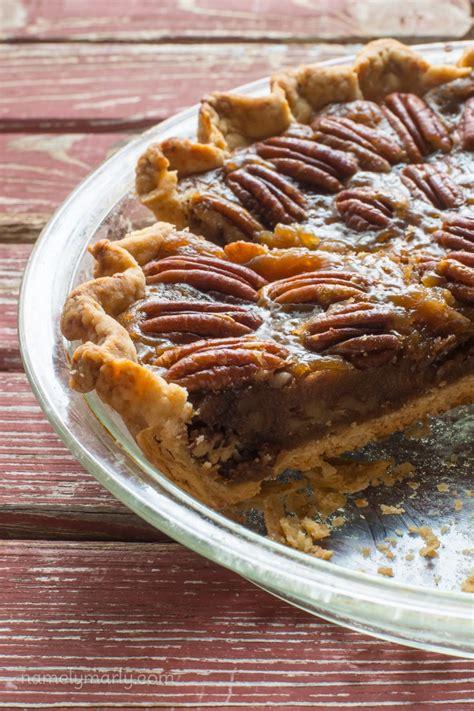 easy vegan pecan pie   classic pecan pie recipe